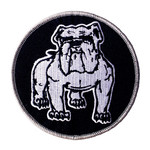 Victory Records Bulldog Logo Patch