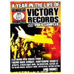 A Year In The Life Of: Victory Records VIDEO SAMPLER DVD