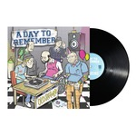 A Day To Remember - Old Record Vinyl, Shirt and Patch