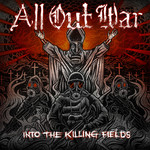 All Out War - Into The Killing Fields CD And Long Sleeve