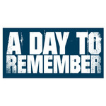 A Day To Remember Logo Sticker