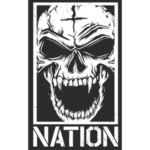 Nation Sticker