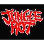 Jungle Rot Logo Sticker