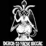 Death to False Metal T-Shirt