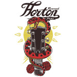 Reverend Horton Heat - Guitar Snake (White)
