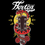 Reverend Horton Heat - Guitar Snake (Black)