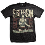 Sister Sin - CD, Two Shirts And Poster
