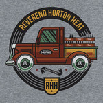Beer Truck (Medium Heather Grey) T-Shirt