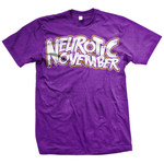 Neurotic November - Anunnaki CD, Poster and Choice Of 1 T-shirt