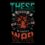 These Hearts - War