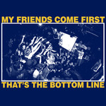 A Day To Remember - Friends (Navy Blue)