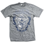 University (Medium Heather Grey) T-Shirt