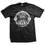Close Your Eyes - Line In The Sand Vinyl And T-Shirt