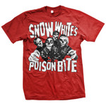 Snow White's Poison Bite - Band Photo (Red)