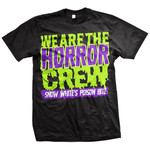 Horror Crew (Toxic Colors) T-Shirt