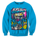 Attack Of The Killer B-Sides (Sapphire) Crew Neck Sweatshirt
