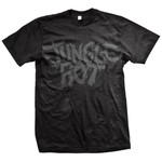Jungle Rot - Logo (Black on Black)