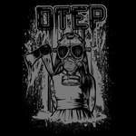 Otep - Gas Mask Girl (Black on Black)