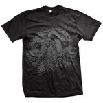Skull (Black on Black) T-Shirt