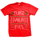 Close Your Eyes - 2013 Holiday Design