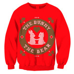 The Bunny The Bear - 2013 Holiday Design