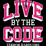 Live By The Code (Valentine's Day) T-Shirt
