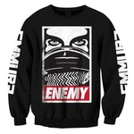 Disobey Crew Neck Sweatshirt