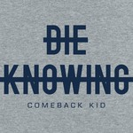 Comeback Kid - Strikethrough (Grey)