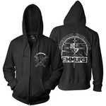Headstone Zip Up Hoodie