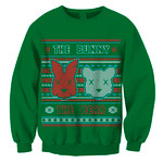 2014 Holiday Design Crew Neck Sweatshirt