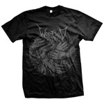 Human Remains (Black On Black) T-Shirt