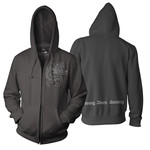 Dragon Zip Up Hoodie