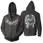Demonology Zip Up Hoodie