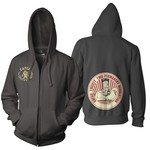 Permanent Revolution Zip Up Hoodie