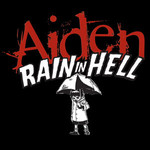 Rain In Hell Girly Tee