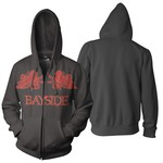 Scribble Zip Up Hoodie