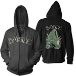 Pirate Ship Zip Up Hoodie