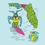 Florida Bunny T-Shirt