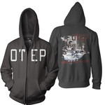 Family Dinner Zip Up Hoodie