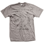 Thieves And Villains - South America CD and TShirt