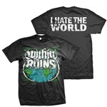 Within The Ruins - Hate The World