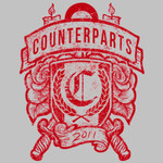 Counterparts - Candles and Knives Crest