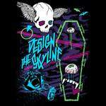Design The Skyline - Laser Fangs