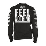 Until I Feel Nothing Longsleeve