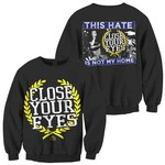 Not My Home Crew Neck Sweatshirt
