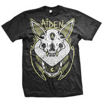 Aiden - Bat Skull T-Shirt