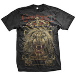 Black Metal King T-Shirt T-Shirt