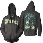 Scary Zip Up Hoodie
