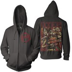 Doomsday Zip Up Hoodie