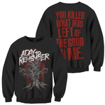 Evil Tree Crew Neck Sweatshirt